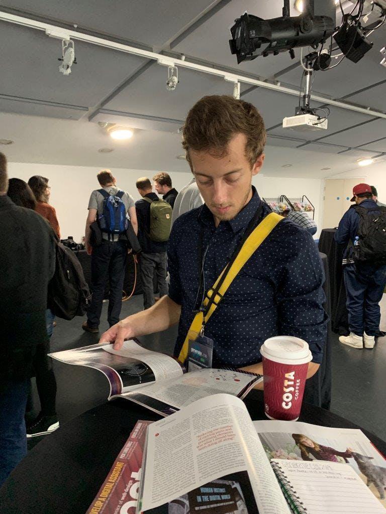 Ben Maris at Generate CSS 2019
